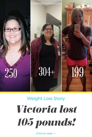 Great success story! Read before and after fitness transformation stories from women and men who hit weight loss goals and got THAT BODY with training and meal prep. Find inspiration, motivation, and workout tips | 105 Pounds Lost: Cupcakes to cardio with everything in between