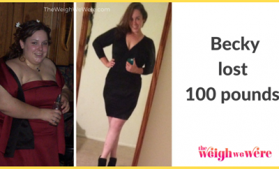 100 Pounds Lost: I'm breaking down walls!
