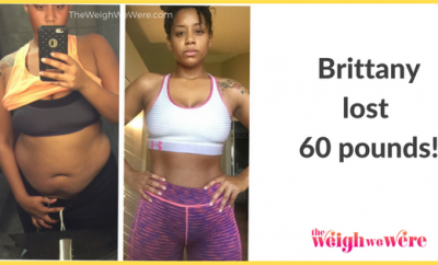 Brittany Lost 60 Pounds