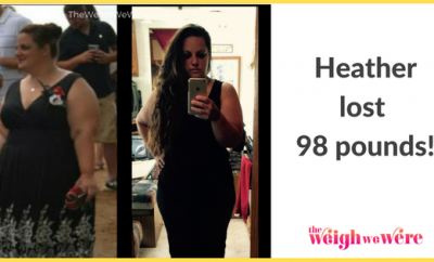 98 Pounds Lost: Heather Does Life