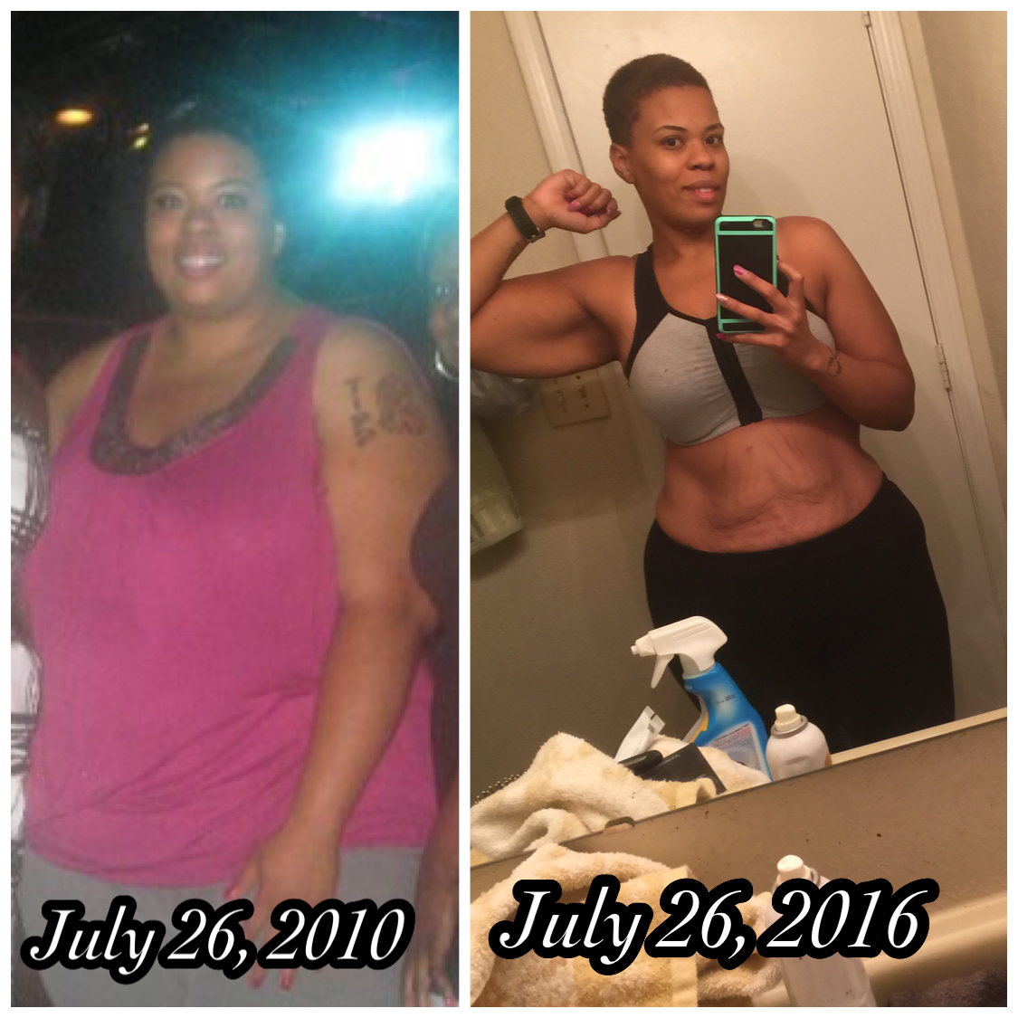 Great success story! Read before and after fitness transformation stories from women and men who hit weight loss goals and got THAT BODY with training and meal prep. Find inspiration, motivation, and workout tips | Gastric Bypass Success