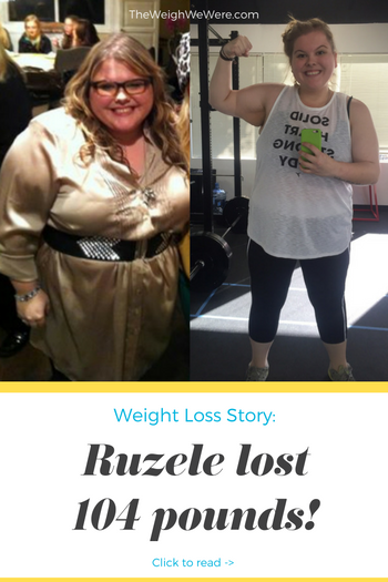 Great success story! Read before and after fitness transformation stories from women and men who hit weight loss goals and got THAT BODY with training and meal prep. Find inspiration, motivation, and workout tips | 104 Pounds Lost: Finding My New Normal