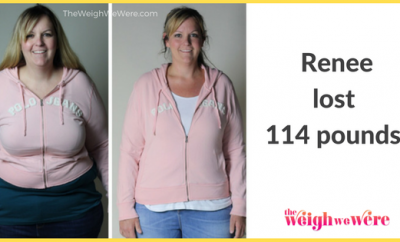 Renee Lost 114 Pounds