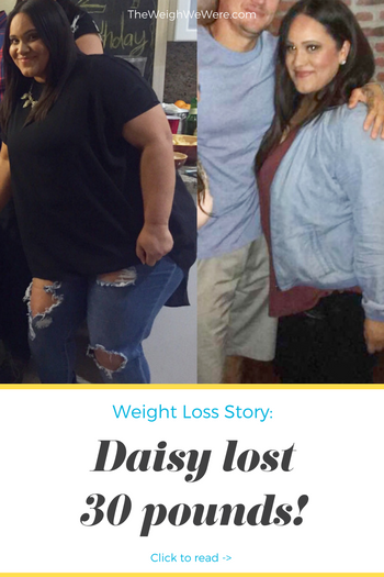 Great success story! Read before and after fitness transformation stories from women and men who hit weight loss goals and got THAT BODY with training and meal prep. Find inspiration, motivation, and workout tips | 30 Pounds Lost: On my way to a better me