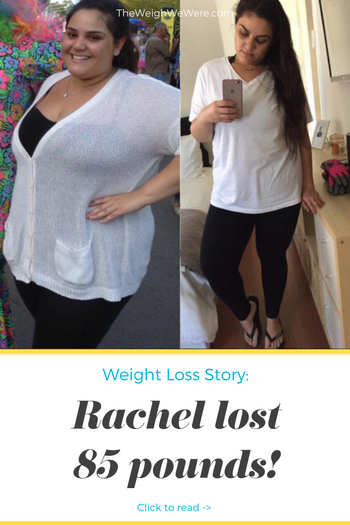 Great success story! Read before and after fitness transformation stories from women and men who hit weight loss goals and got THAT BODY with training and meal prep. Find inspiration, motivation, and workout tips | 85 Pounds Lost: Watch Me Shrink
