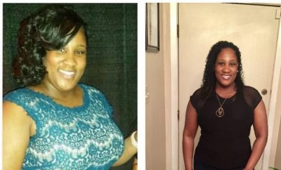 39 Pounds Lost: Chanda's Weight loss Journey