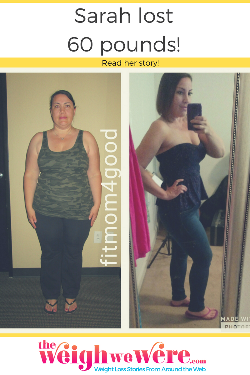 Great success story! Read before and after fitness transformation stories from women and men who hit weight loss goals and got THAT BODY with training and meal prep. Find inspiration, motivation, and workout tips | 60 Pounds Lost:  New health, new opportunities!