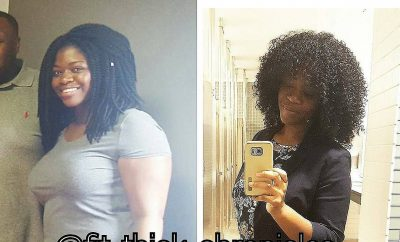 40 Pound Weight Loss Transformation