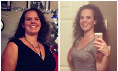 70 Pounds Lost: Battling the Mommy Weight