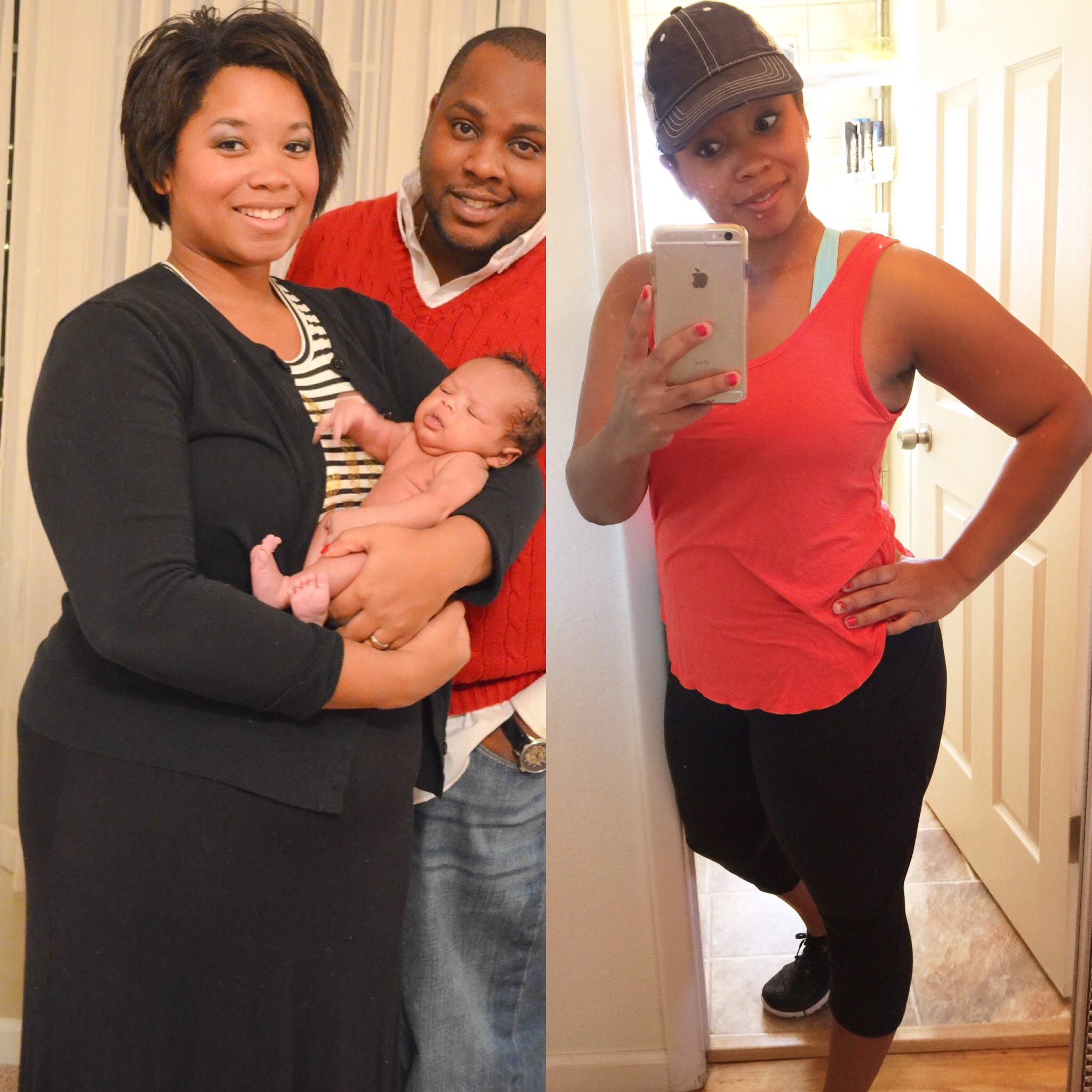 Great success story! Read before and after fitness transformation stories from women and men who hit weight loss goals and got THAT BODY with training and meal prep. Find inspiration, motivation, and workout tips | 60 Pounds Lost: Young mom of 4 getting fit!