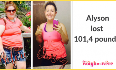 101.4 Pounds Lost:  – The Third Time's The Charm