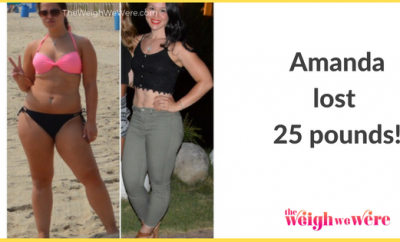 25 Pounds Lost: Rediscovering the healthy and fit me!