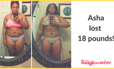 Asha Lost 118 Pounds