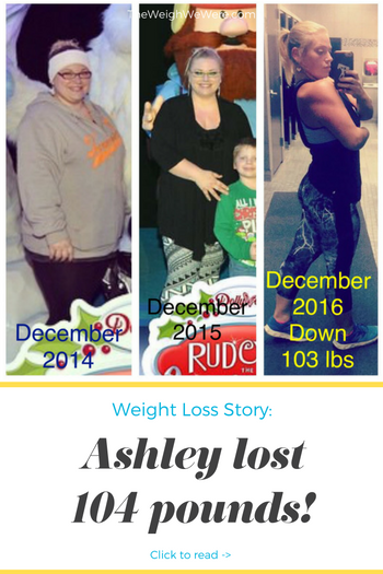 Great success story! Read before and after fitness transformation stories from women and men who hit weight loss goals and got THAT BODY with training and meal prep. Find inspiration, motivation, and workout tips | 104 Pounds Lost: Fighting to get my life and body back!