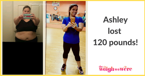 120 Pounds Lost: Just a girl who went for it! - The Weigh ...