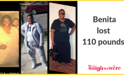 110 Pounds Lost: Eating To See A Healthier Me
