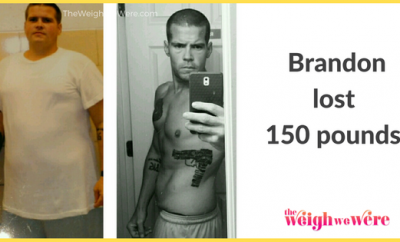 Brandon Lost 150 Pounds