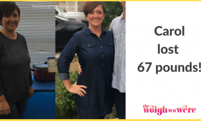 67 Pounds Lost: From sick to fit!