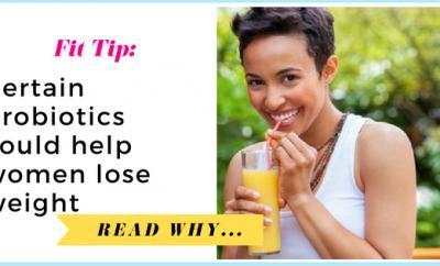 Certain probiotics could help women lose weight| via TheWeighWeWere.com