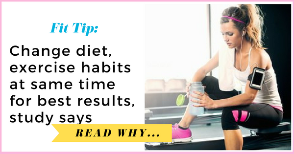 Great success story! Read before and after fitness transformation stories from women and men who hit weight loss goals and got THAT BODY with training and meal prep. Find inspiration, motivation, and workout tips | Change diet, exercise habits at same time for best results, study says