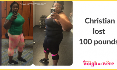 100 Pounds Lost: 3rd times the charm