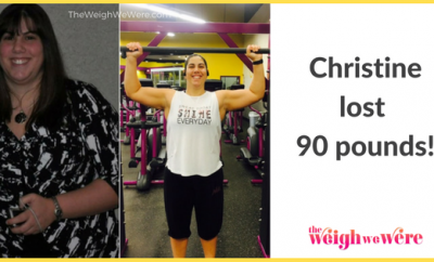 Christine Lost 90 Pounds