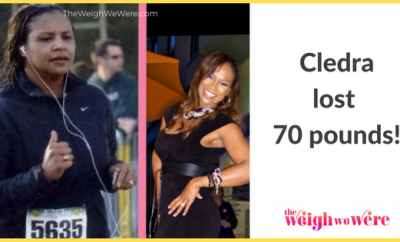 70 Pounds Lost:  Rewrite Your Story