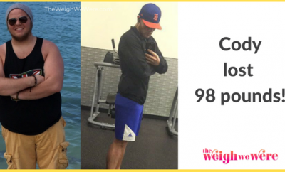 Cody Lost 98 Pounds