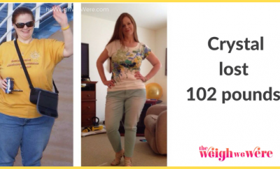 102 Pounds Lost: Living Healthier Every Day