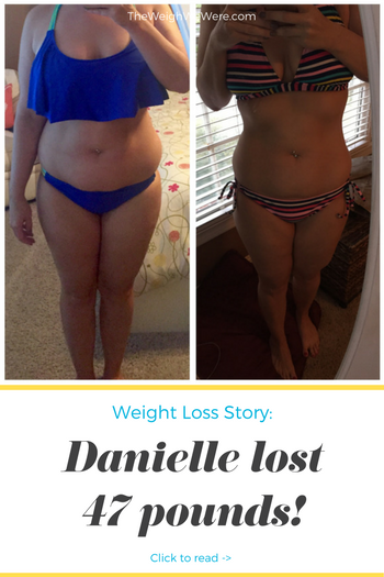 Danielle Lost 47 Pounds