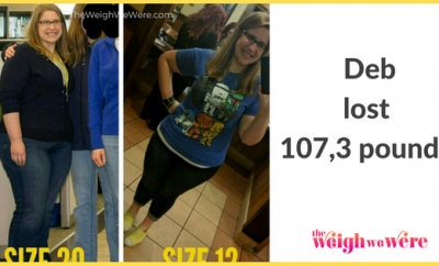 Deb Lost 107 Pound