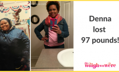 Denna Lost 97 Pounds