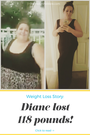 Diane Lost 118 Pounds