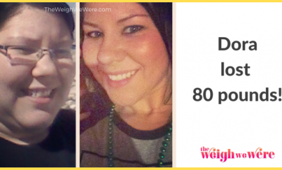 80 Pounds Lost:  Awesome At Any Size