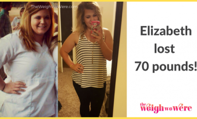 70 Pounds Lost: Losing weight and Gaining Confidence