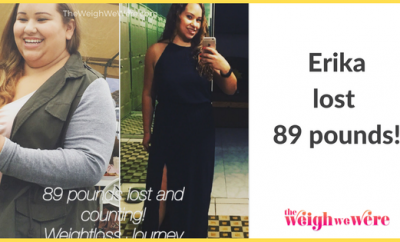 Erika Lost 89 Pounds