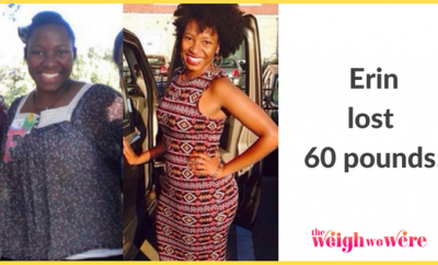 60 Pounds Lost: A Journey to Self Love