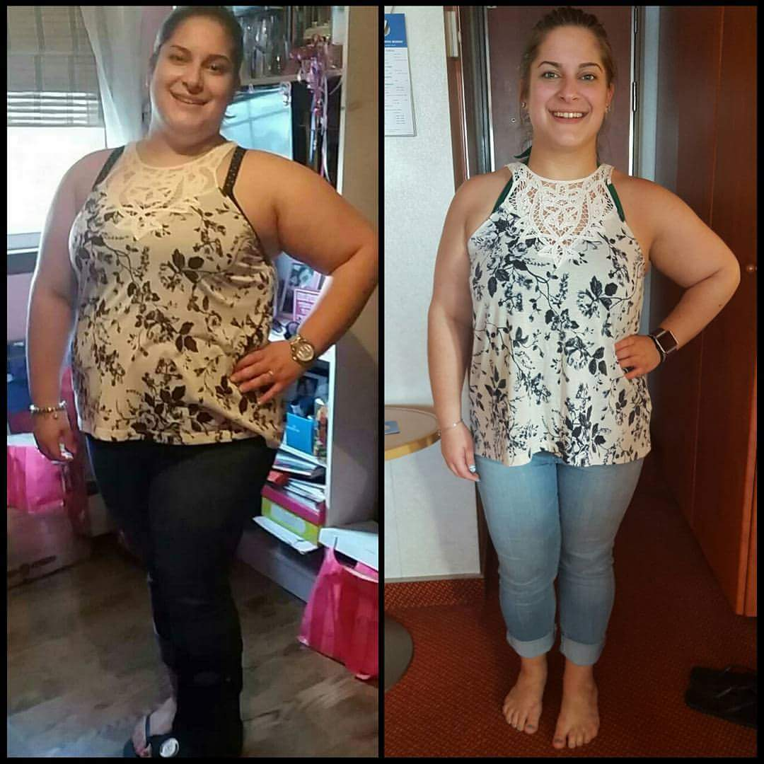 Great success story! Read before and after fitness transformation stories from women and men who hit weight loss goals and got THAT BODY with training and meal prep. Find inspiration, motivation, and workout tips | 58.4 Pounds Lost: Determined to be healthy, fit, confident, and comfortable in my own skin.