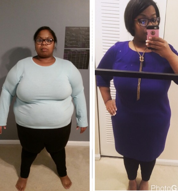Great success story! Read before and after fitness transformation stories from women and men who hit weight loss goals and got THAT BODY with training and meal prep. Find inspiration, motivation, and workout tips | 115 Pounds Lost: Ive Finally Found Myself