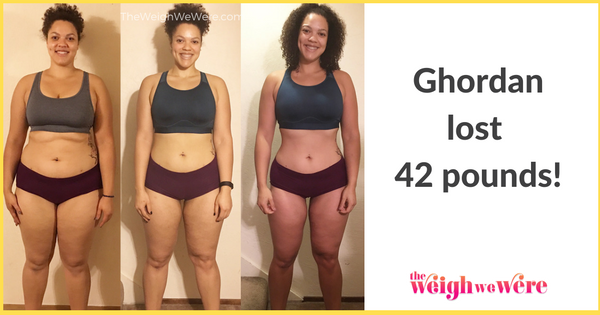 Great success story! Read before and after fitness transformation stories from women and men who hit weight loss goals and got THAT BODY with training and meal prep. Find inspiration, motivation, and workout tips | 42 Pounds Lost: The Curvy Journey to a Healthier, Stronger Me