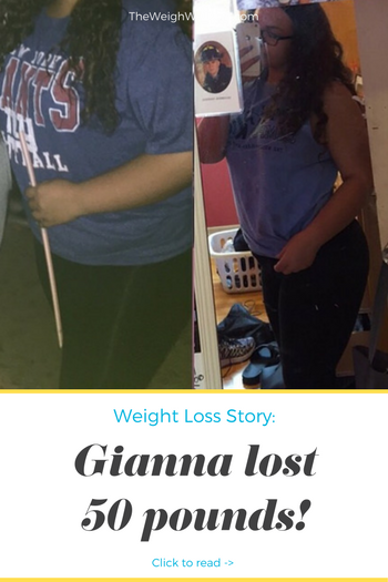 Great success story! Read before and after fitness transformation stories from women and men who hit weight loss goals and got THAT BODY with training and meal prep. Find inspiration, motivation, and workout tips | 50 Pounds Lost!