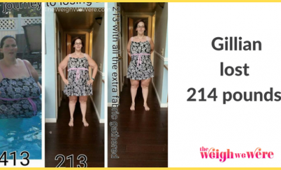 214 Pounds Lost:  Learning to love me