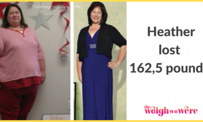 162.5 Pounds Lost: Doing it for ME…162.5 Pounds Lost!