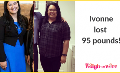 Ivonne Lost 95 Pounds