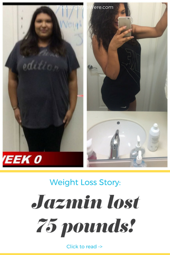 Great success story! Read before and after fitness transformation stories from women and men who hit weight loss goals and got THAT BODY with training and meal prep. Find inspiration, motivation, and workout tips | 75 Pounds Lost: From sad and weak to strong and happy!