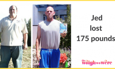 Jed Lost 175 Pounds