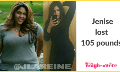 105 Pounds Lost: Breaking the cycle