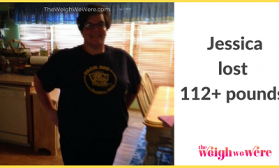 112 Pounds Lost: It was a mental fix, before it became a weightloss journey