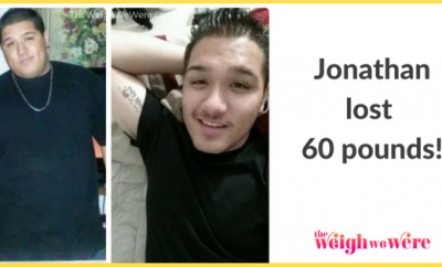 Jonathan Lost 60 Pounds