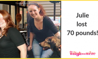 Julie Lost 70 Pounds